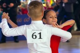 Бальные танцы:
